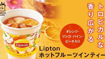 日本便利商店熱飲懶人包 除了咖啡還有更多的好選擇!