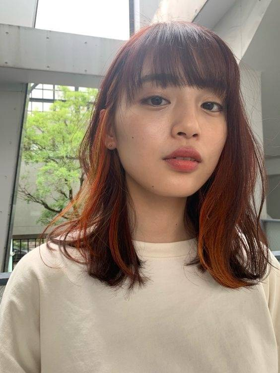 7 Gaya Highlight Rambut Pendek Yang Bikin Seksi Womantalk Com Line Today