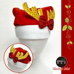 ◎今年耶誕派對來個超可愛聖誕歡樂造型聖誕帽吧|◎小朋友戴起來一定超級開心|◎大人戴上也一定大大增添歡樂氣氛!品牌:摩達客類型:頭飾組裝方式:不需組裝入數:1尺寸(長x寬)(cm):帽圍約56cm/帽高