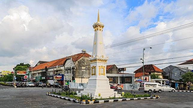 Ikon Favorit Turis di Kota Yogyakarta