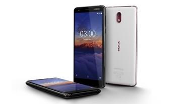 超便宜的 Nokia 3.1 上市,18:9 大螢幕售價 4,390 元