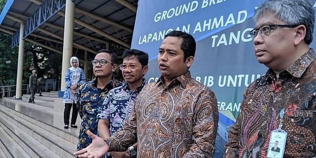 Terima 2.400 Alat, Pemkot Tangerang Susun Mekanisme Rapid Test Covid-19