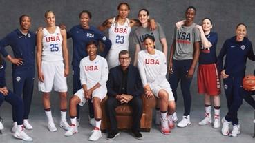 不信極限!美國女籃為最高的團隊榮譽奮戰到底!