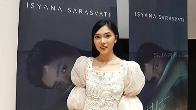 Isyana Sarasvati [Suara.com/Sumarni]