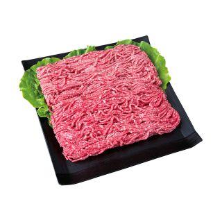 牛・豚合挽肉(牛肉70%・豚肉30%) 100g当り
