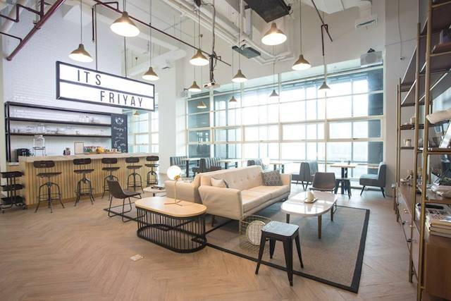 Menyimak Perkembangan Co-working Space di Indonesia