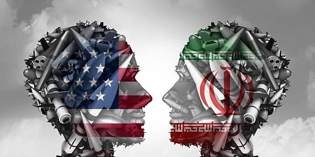 Image result for Iran Mulai Tembakkan 9 Rudal ke Markas Militer AS,