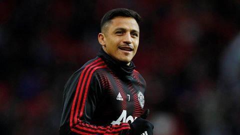 Harga Satu Gol Sanchez di MU Rp141 Miliar