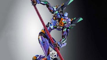 Bandai 全新Metal Build EVA2020 初號機玩具模型推出!