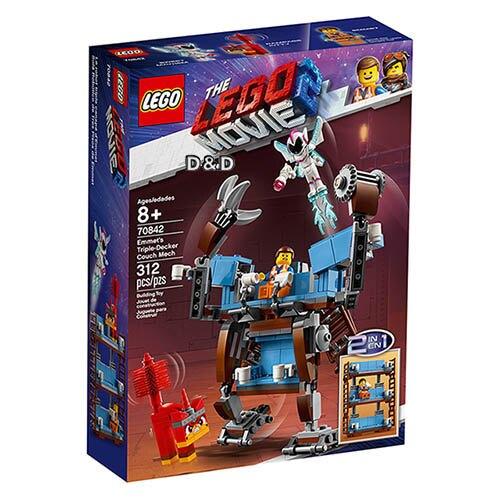 樂高LEGO 70842 The LEGO Movie 樂高電影系列 -Decker Couch Mech。人氣店家東喬精品百貨商城的✦首頁有最棒的商品。快到日本NO.1的Rakuten樂天市場的安全