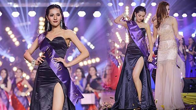 มงลง!! มิสแกรนด์นครปฐม คว้ามงกุฏ Miss Cosmo World 2017 ที่มาเลเซีย