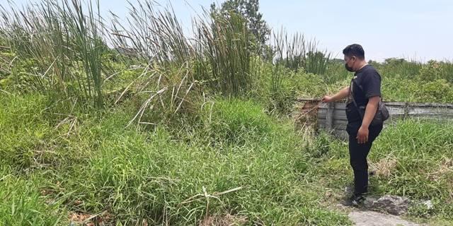 Bensin Habis, Begal Pasuruan Sembunyikan Motor di Tambak Wonorejo Selatan
