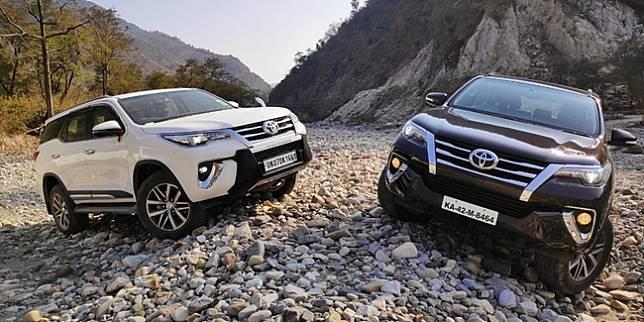 Toyota Fortuner (evoindia.com)