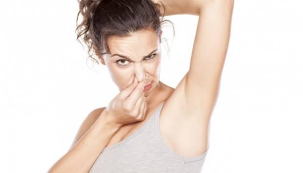 Ilustrasi bau badan. shutterstock.com