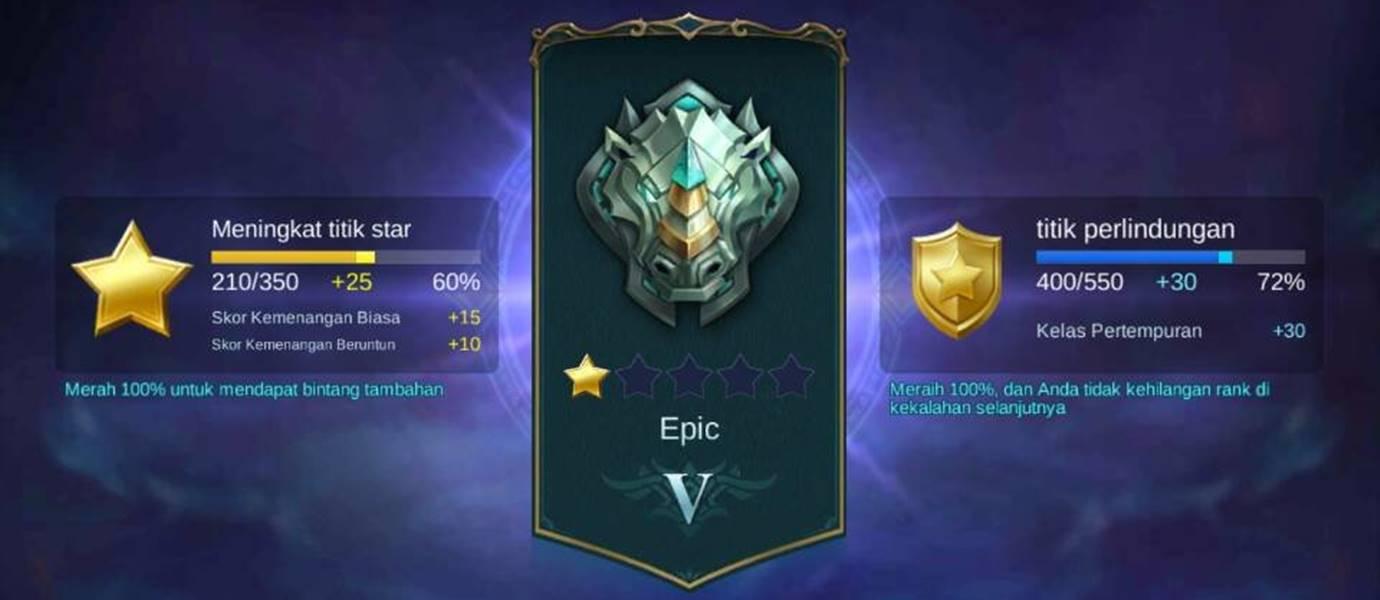 Masih Grand Master Ini 5 Cara Menaikkan Rank Ke Epic Dengan
