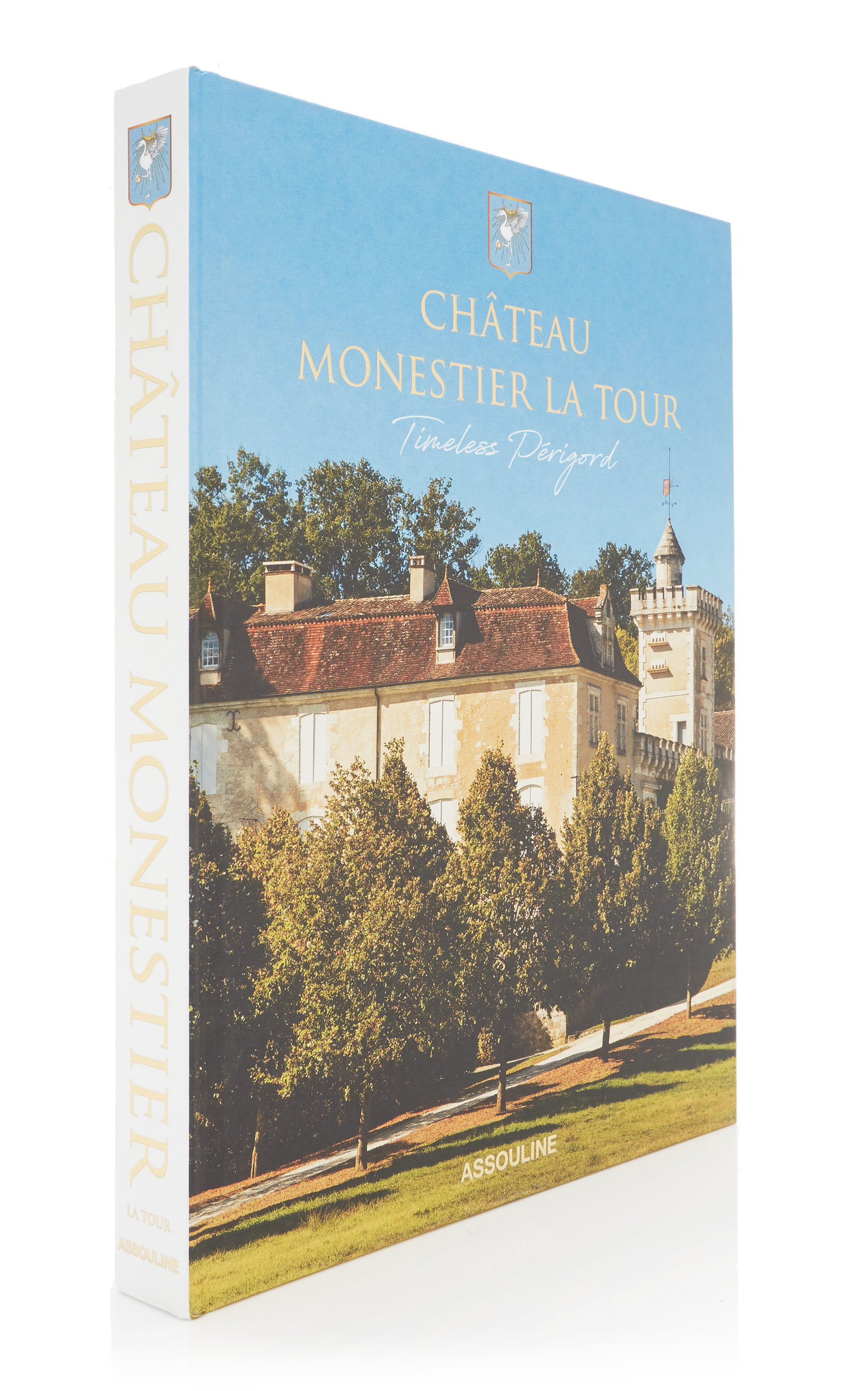 Timeless Périgord takes us on a journey through 'Château Monestier La Tour', a French country house