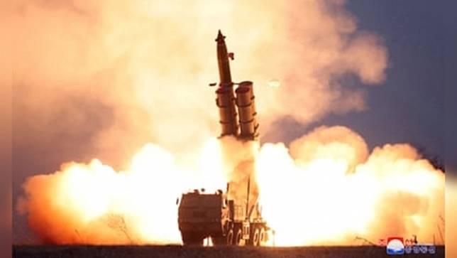 เกาหลีเหนือประกาศความสำเร็จในการทดสอบขีปนาวุธ