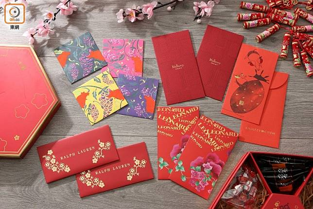 Shanghai Tang、Mulberry、Shiatzy Chen、Leonard、Ralph Lauren(盧展程攝)