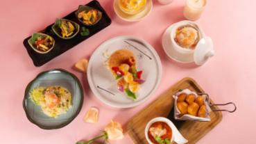 不一樣的情人節大餐 新加坡辣椒螃蟹VS.美式烤半雞 海陸美食很可以