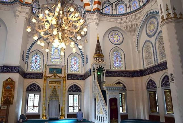 Masjid Tokyo Camii milik keluarga Reino Barack