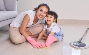 做家事學獨立!教小孩學習生活技能