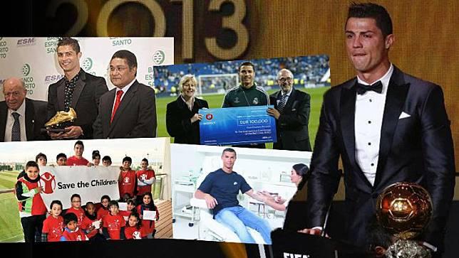 5 Alasan Cristiano Ronaldo Tidak Seharusnya Memiliki Haters
