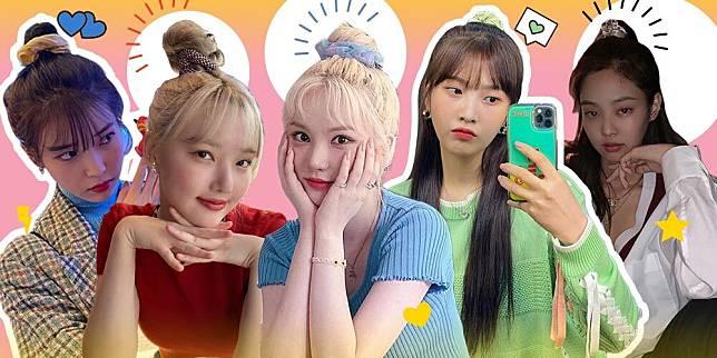 Sedang Hits! 8 K-Pop Idol Ini Tampil Cantik dengan Scrunchie