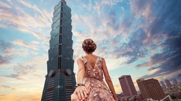 FOLLOW ME 夫妻檔牽到台灣 各地壯闊風景美到讓人不敢置信!