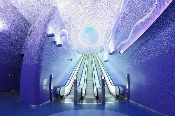 5 Stasiun Terkece di Dunia