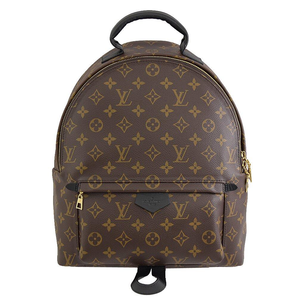 Louis Vuitton LV M44874 M41561 Palm Springs MM 經典花紋後背包 現貨