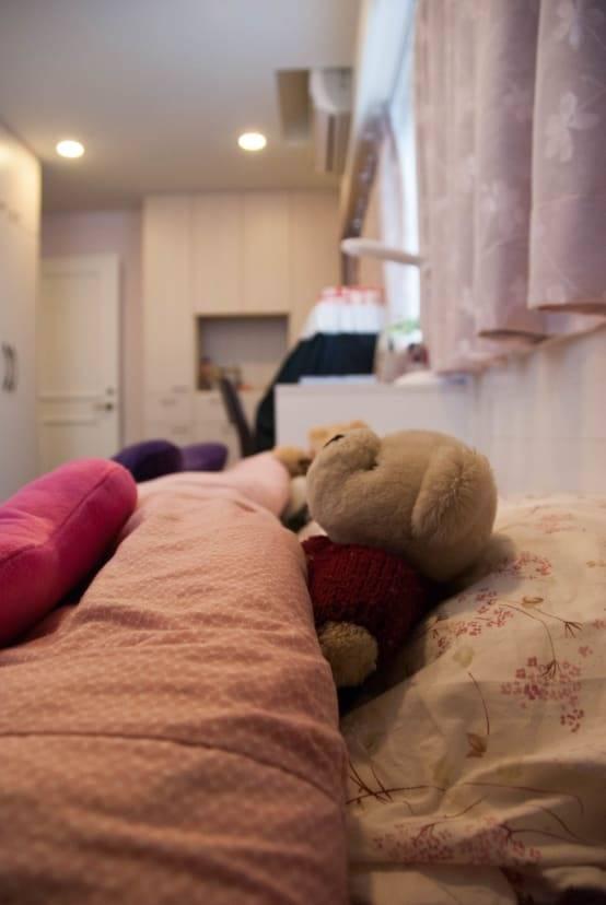 女兒的房間