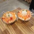 桃ビンス - 実際訪問したユーザーが直接撮影して投稿した百人町カフェcafebinggoの写真のメニュー情報