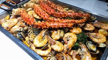 海鮮控必收名單!超猛海鮮上桌!蛤蜊、螃蟹、龍蝦、蝦子、生蠔吃到ㄅㄧㄥˋㄅㄧㄤˋ叫!