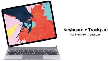 Libra鍵盤保護殼,讓iPad Pro變身MacBook
