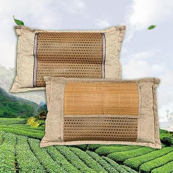 Victoria 冰藤茶葉枕(2顆) 35*57cm