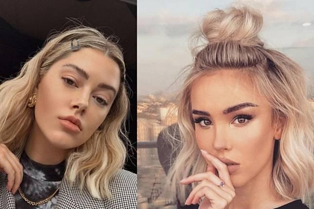 8 Gaya Simpel Untuk Model Rambut Pendek Sebahu Dari Yang Lurus Sampai Ikal Womantalk Com Line Today
