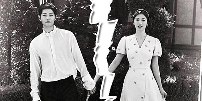 It's Official: Song Joong Ki dan Song Hye Kyo Resmi Bercerai