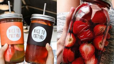梅森罐推薦這 7 款美觀又實用!自製果醬/果汁/沙拉/燕麥必備