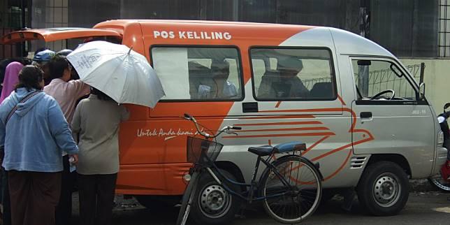 PT Pos Indonesia (Persero) membantah kabar terancam bangkrut. (Foto: Wikipedia)
