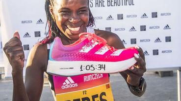 新聞分享 / 破紀錄喜訊助攻 adidas adizero adios Pro 'Dream Mile' 新色發表更受矚目
