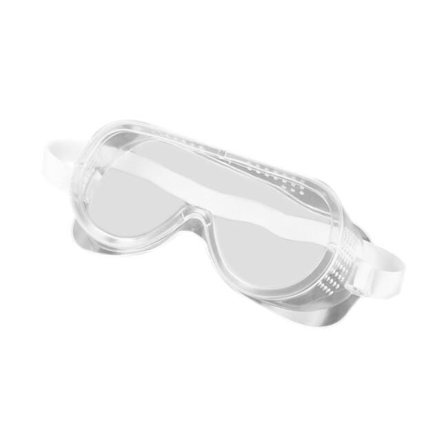 多孔護目鏡 超貼合眼鏡 防飛沫防疫護目鏡 防風沙防灰塵防護眼鏡