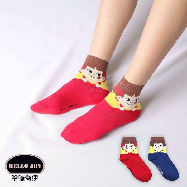 【正韓直送】不二家中筒襪 韓國襪子 長襪 韓襪 女襪 牛奶妹 牛奶弟 peko 韓妞必備 哈囉喬伊 Q3