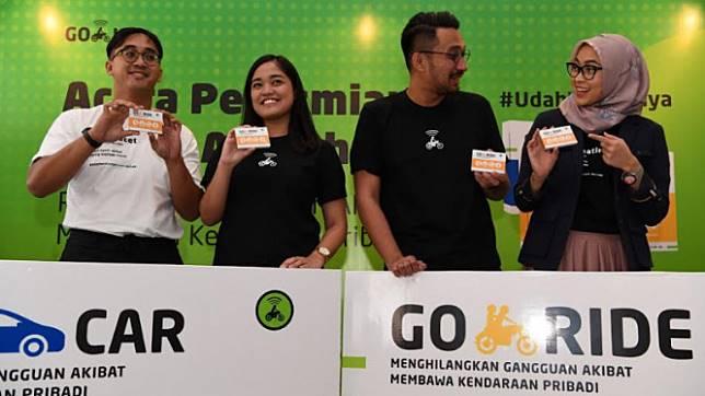 Mitra Gojek Sumbang Rp44,2 Triliun Selama 2018, Ini Penjelasannya