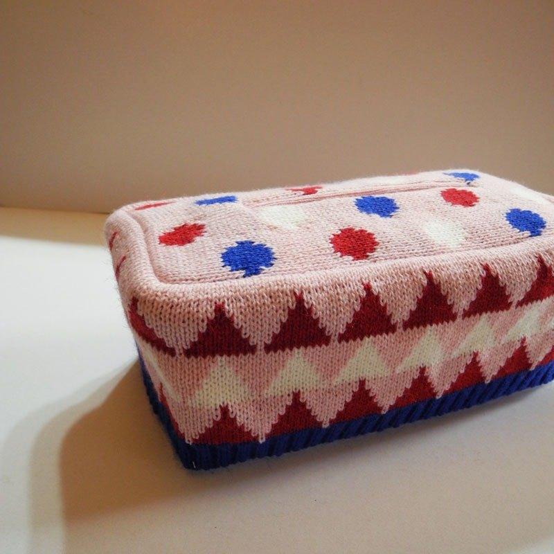 Studio Chiia *針織面紙套-粉色