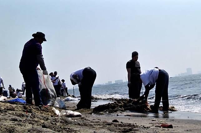 Menteri Susi ajak masyarakat jaga kebersihan laut