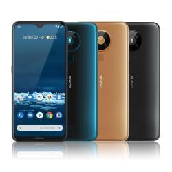 ◎6.55吋觸控螢幕/八核心|◎四主鏡頭相機AI成像技術/800萬畫素前置鏡頭|◎6G RAM/ 64G ROM品牌:NOKIA諾基亞型號:Nokia5.3種類:智慧手機ROM/內建儲存空間:64GB