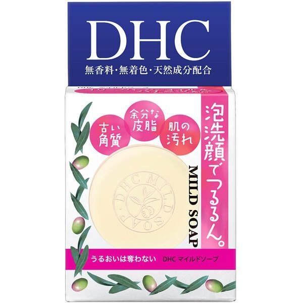 日本DHC 純欖滋養皂 35g