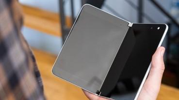 微軟雙螢幕手機 Surface Duo 被爆塑膠框架耐用性存疑,USB-C連接埠周圍出現裂痕