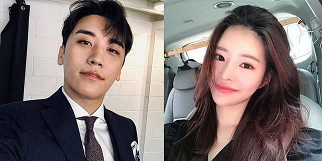 Seungri BIGBANG dan Aktris Yoo Hye Won Dikabarkan Tengah Berpacaran