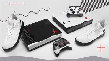 新聞分享 / 慶祝第 18 屆 Jordan Brand Classic 賽事 特製 Jordan Proto-React Xbox One X 只送不賣